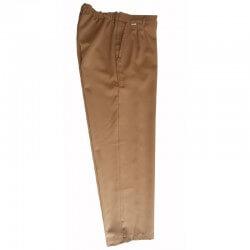 Pantalón de vestir adaptado velcro laterales