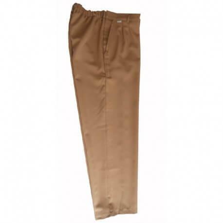 Pantalones adaptados con velcro y elásticos- Poliomielitis - Personas WIP