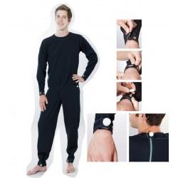 Pijama máxima seguridad demencia Pijamas de seguridad