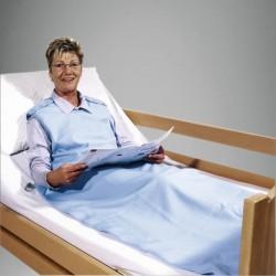 Sábana-saco de dormir dependiente encamado