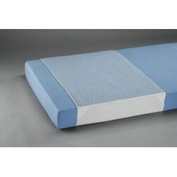 Empapador cama acolchado ajustes laterales