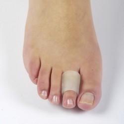 Anillo protector de silicona Separador de dedos del pie