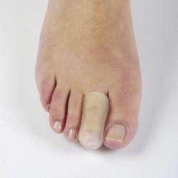 Dedal protector de Gel Separador de dedos del pie