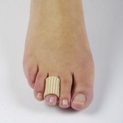 Tubular Protector Separador de dedos del pie