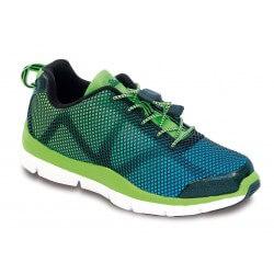 Zapatilla deportiva Katy Blue Green  Zapatillas deportivas
