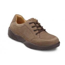 Zapato Justin Nobuck Zapato confort