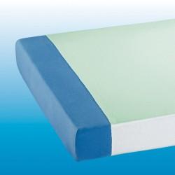 Empapador absorbente con agarre lateral