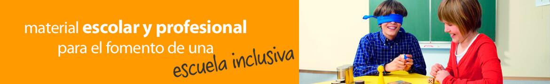 Material educativo y didáctico para la Educación Inclusiva