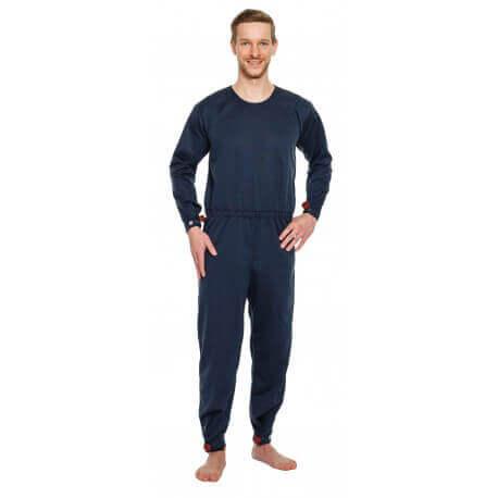 Pijama de máxima seguridad para personas con demencias o discapacidad intelectual